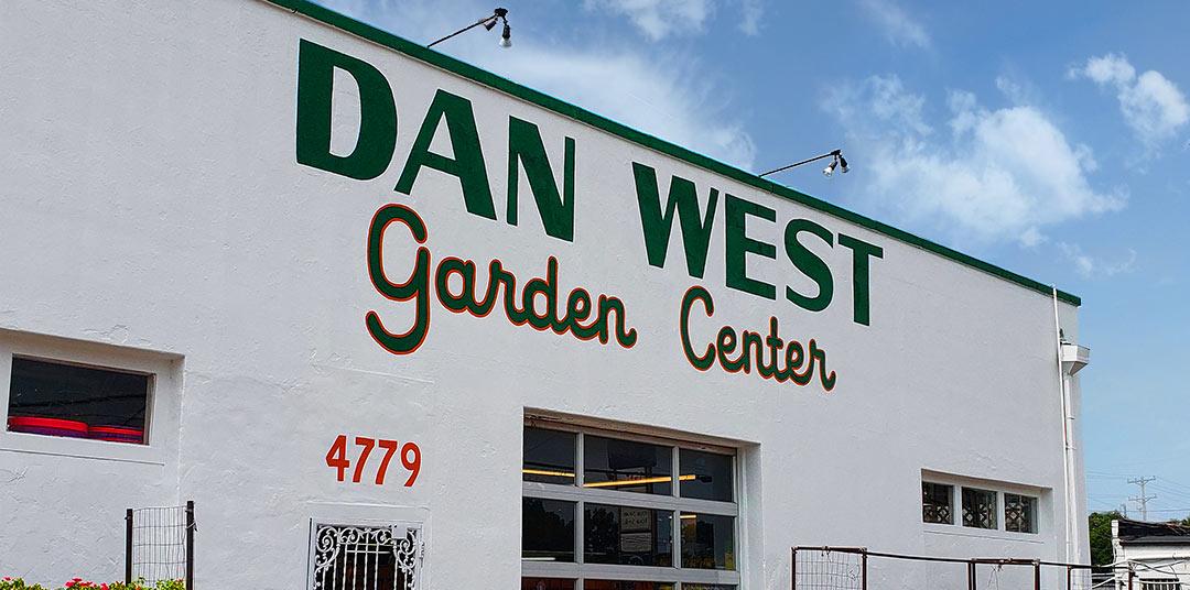 Dan West Garden Center - Poplar Location